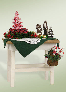 Candy Cane Table