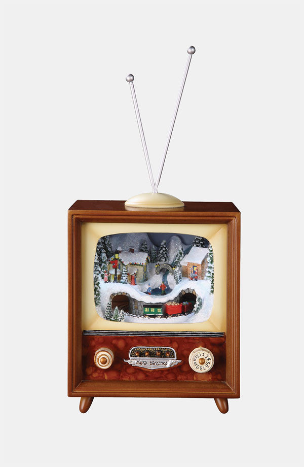 TV Music Box - Animated & Musical Christmas Music Boxes
