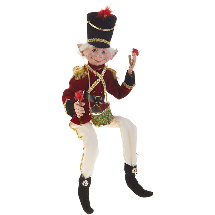 Drummer Boy Elf, Large