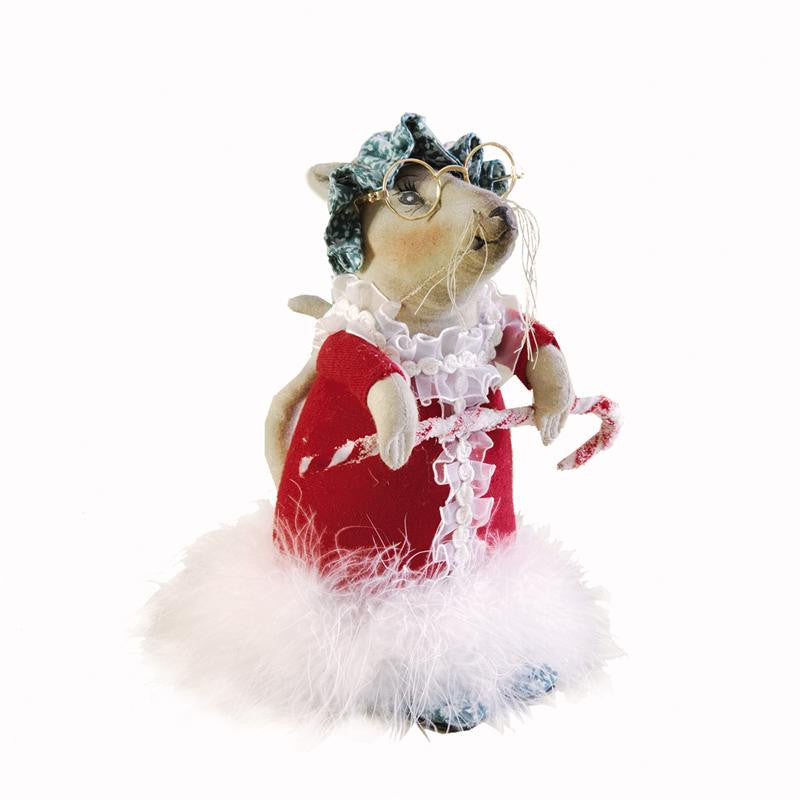 Grandma Mouse - Joe Spencer Christmas Mice