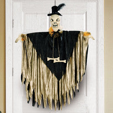 Ghastly Garrick Door Decor
