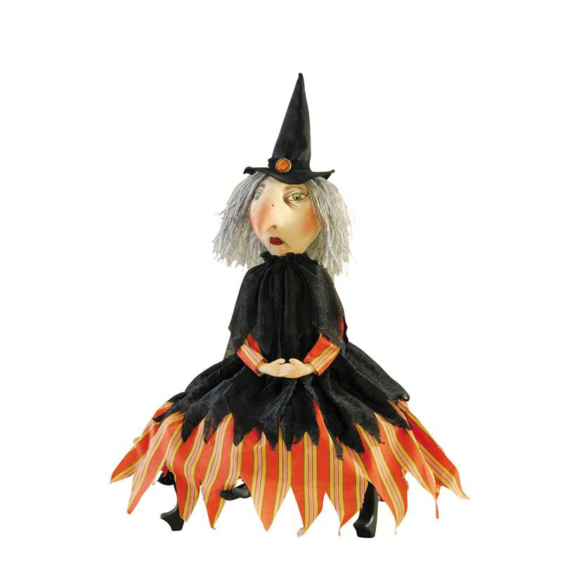 Agnes Witch - Joe Spencer Halloween Cloth Doll