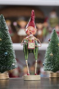 Lori Mitchell Elfin Magic  - Christmas Elf