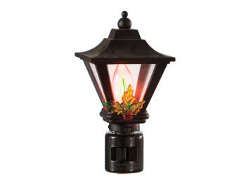 Lantern with Flicker Light Night Light