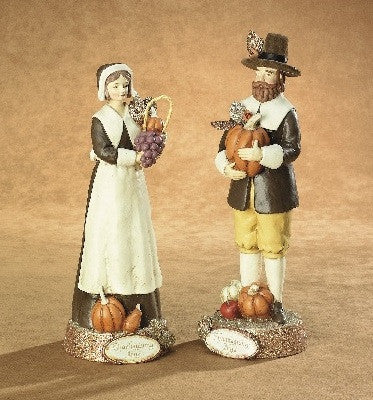 """Thanksgiving Joys"" Pilgrims"
