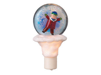 Snow Angel Shimmer Night Light