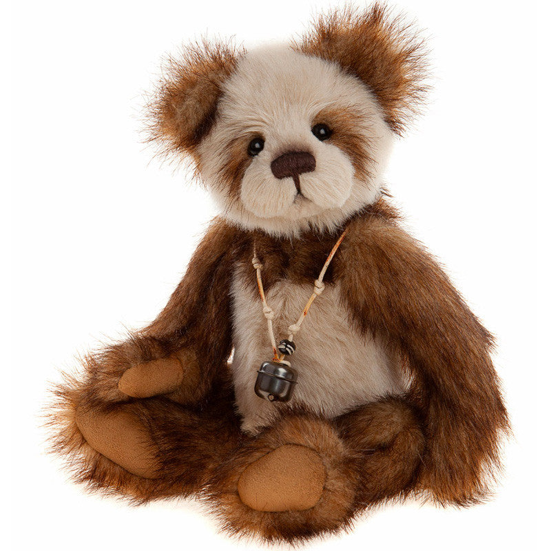Mia Bear - Charlie Bears 10th Anniversary Teddy Bear