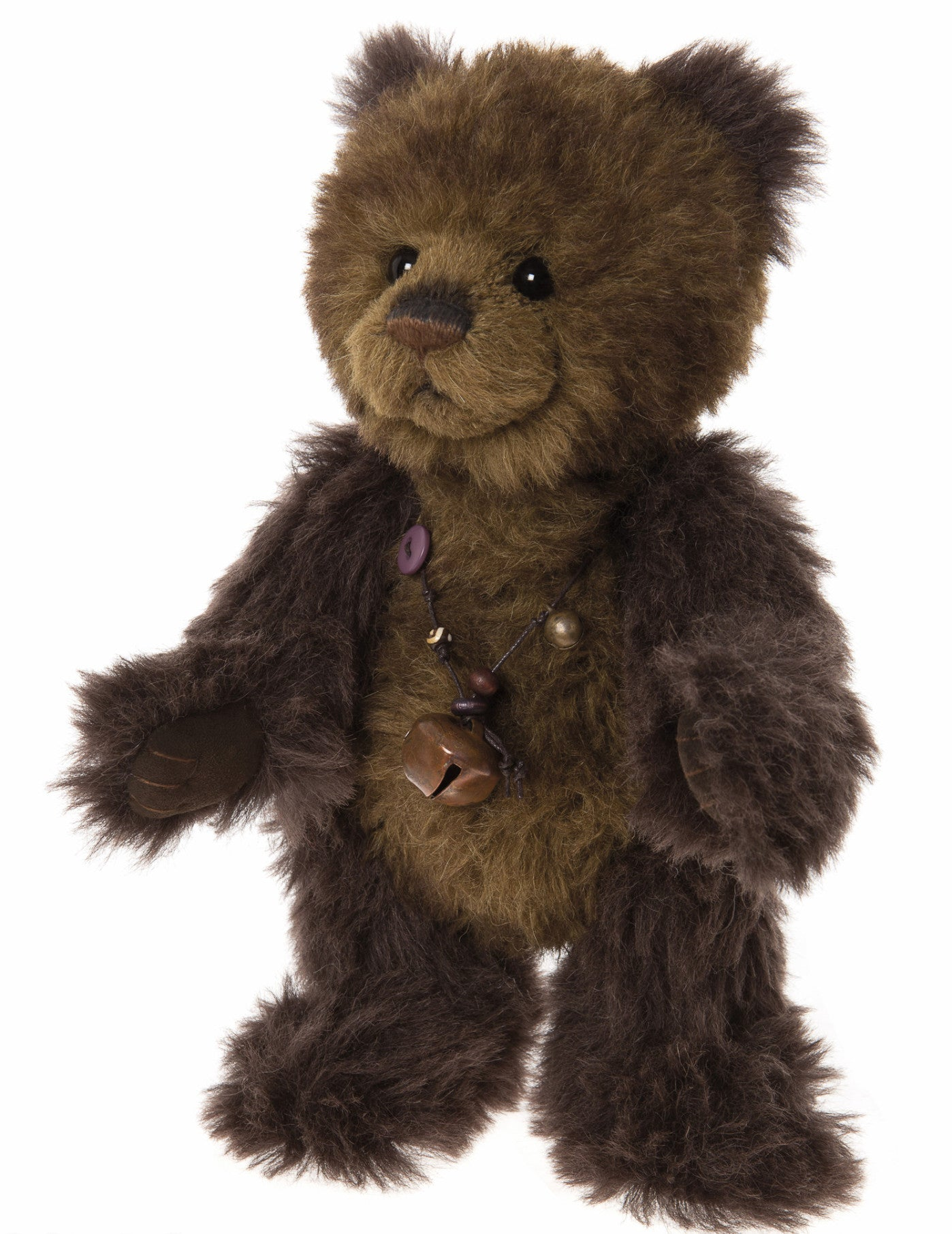 Chocolate Pudding Charlie Bears Anniversary Bear