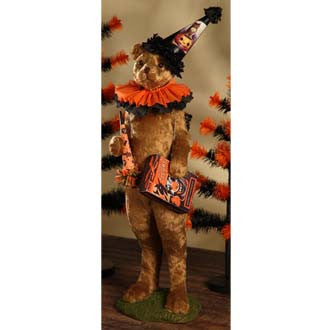 Halloween Party Bear