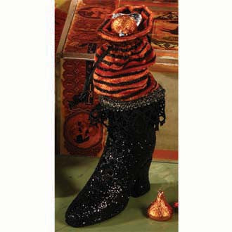 Witch Boot Party Favor Small