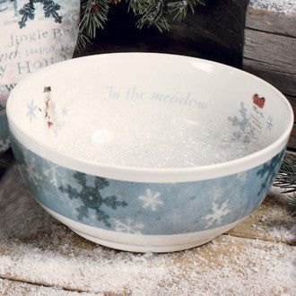 Winter Wonderland Bowl