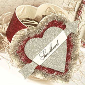 Sweet Heart Valentine Box