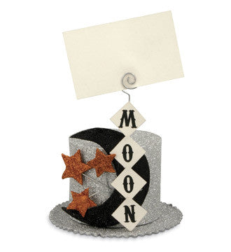 Top Hat Placecard Holder-Container