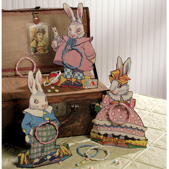 Peter Flopsy and Cottontail Ring Toss