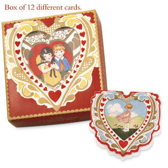 Be My Valentine Box of Cards