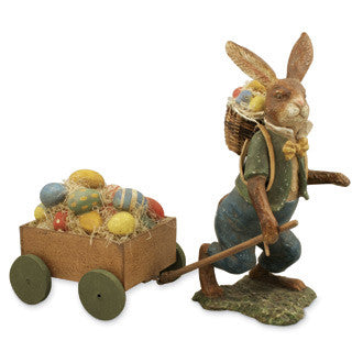 Easter Bunny Delivery -  Bruce Elsass