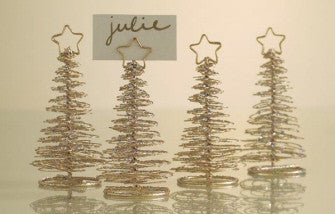 Wire Tree PlaceCard Holders