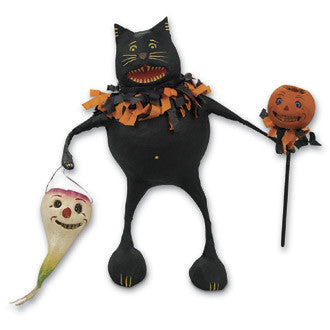 Trick or Treating Cat