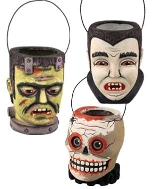 Ghoulish Buckets