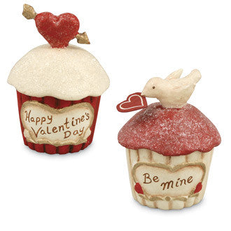 Valentine Cupcake Containers