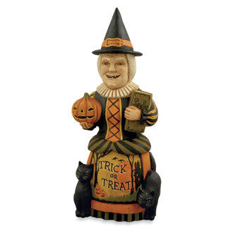 Halloween Hazel Candy Container