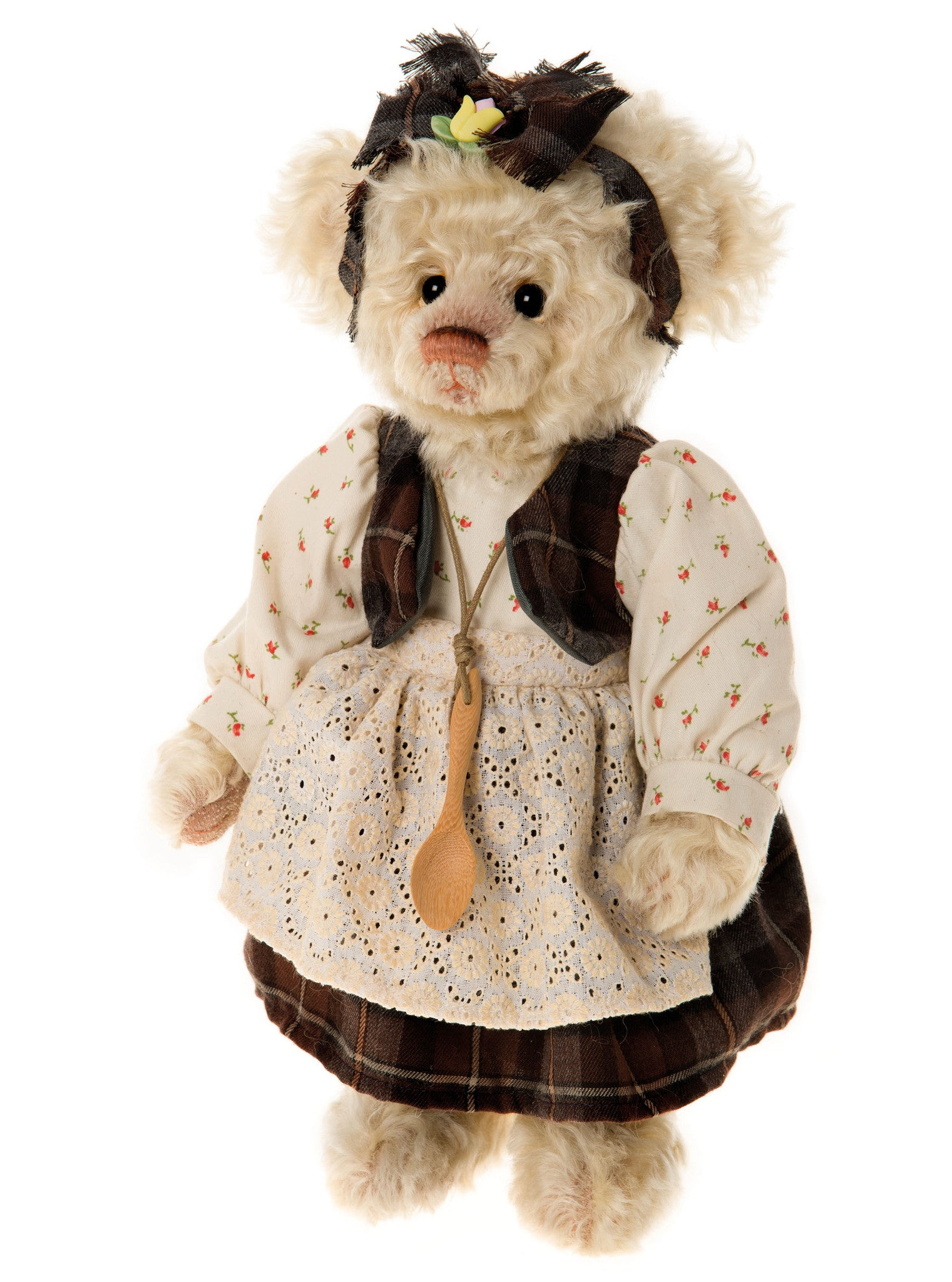 Charlie Bears Goldilocks Teddy Bear