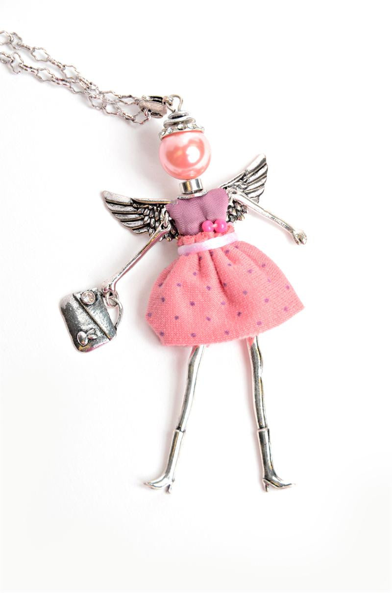 Health Angel Necklace