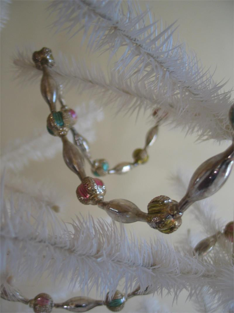 Silver Multi Indent Garland