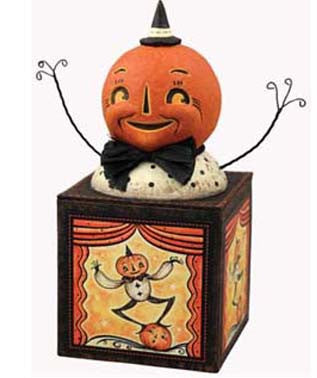 Jack A Boo Candy Box