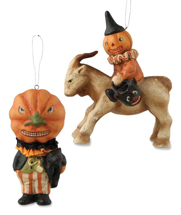 Jack OLantern Party Ornaments