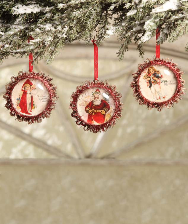 Christmas Time Ornaments