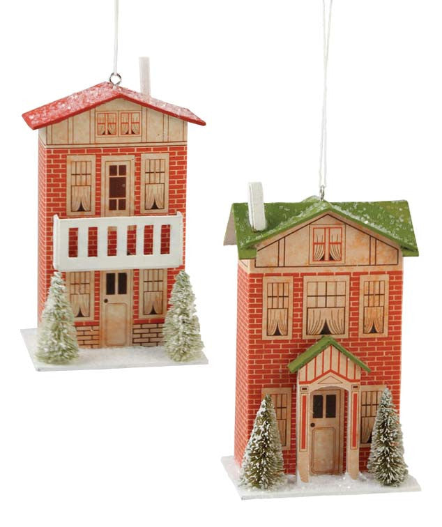 Dollhouse Ornaments