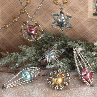Japanese Bead Ornaments
