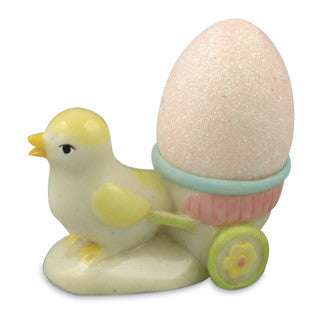 Chick Cart Egg Cup