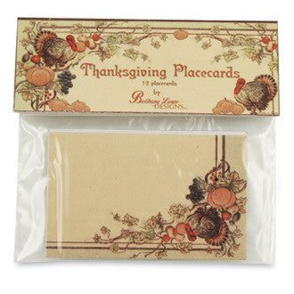 Give Thanks Placecards