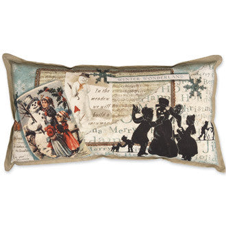 Winter Memories Pillow