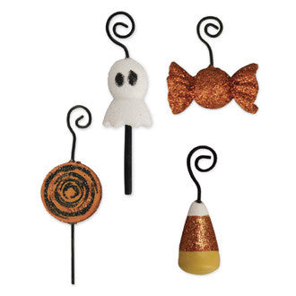 Halloween Candy Ornaments