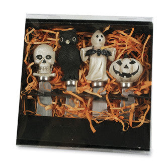Halloween Cheese Spreaders
