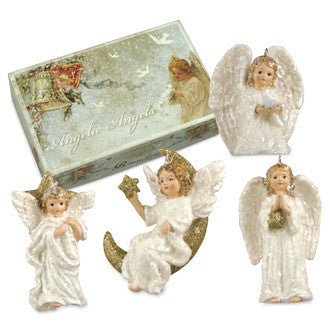 Angelic Angel Ornaments