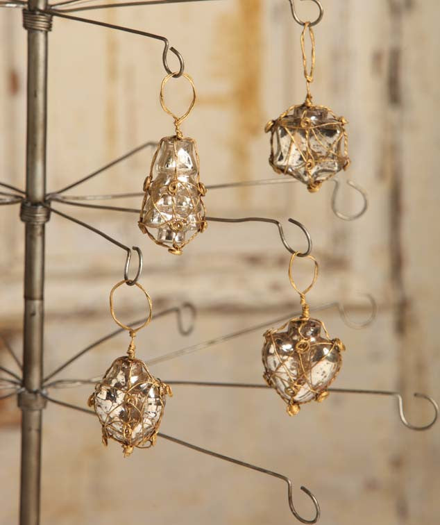 Wire Works Mini Ornaments