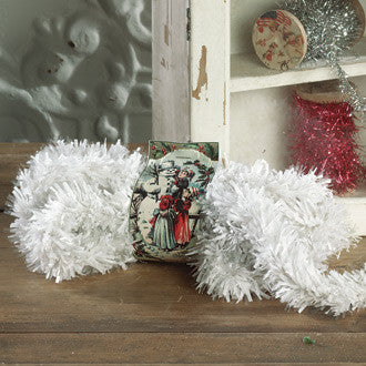 Sparkle Winter Tissue Garland