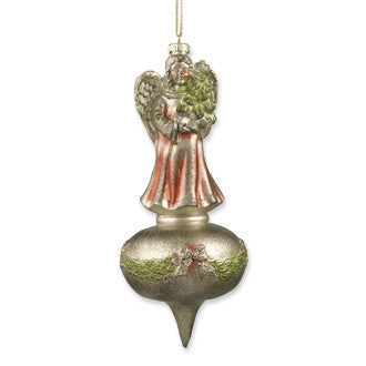 Angel on Finial Ornament