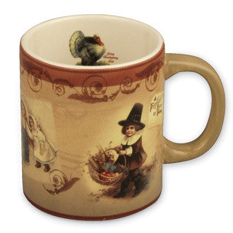 Thanksgiving Memories Mug