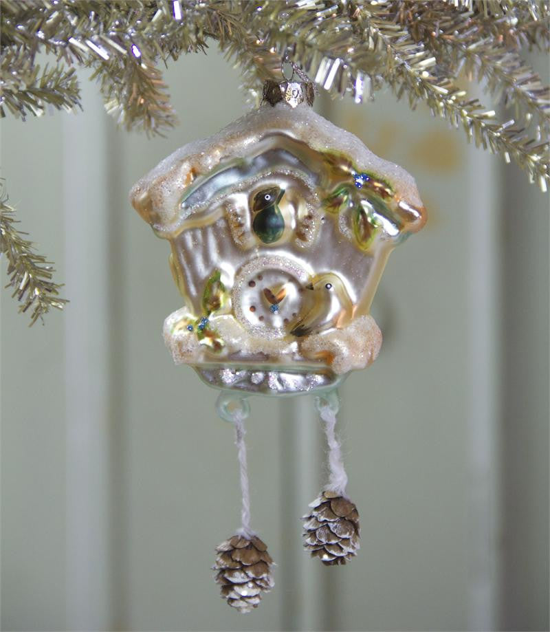 Cuckoo Clock Ornament