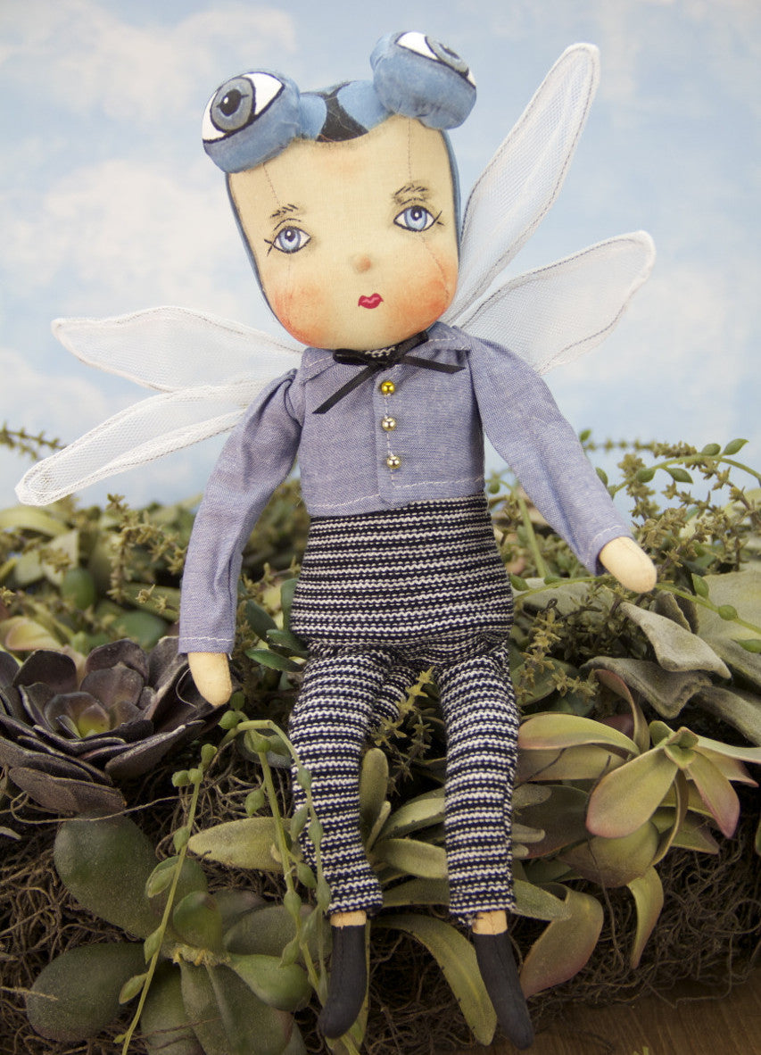Joe Spencer Derek Dragonfly Doll
