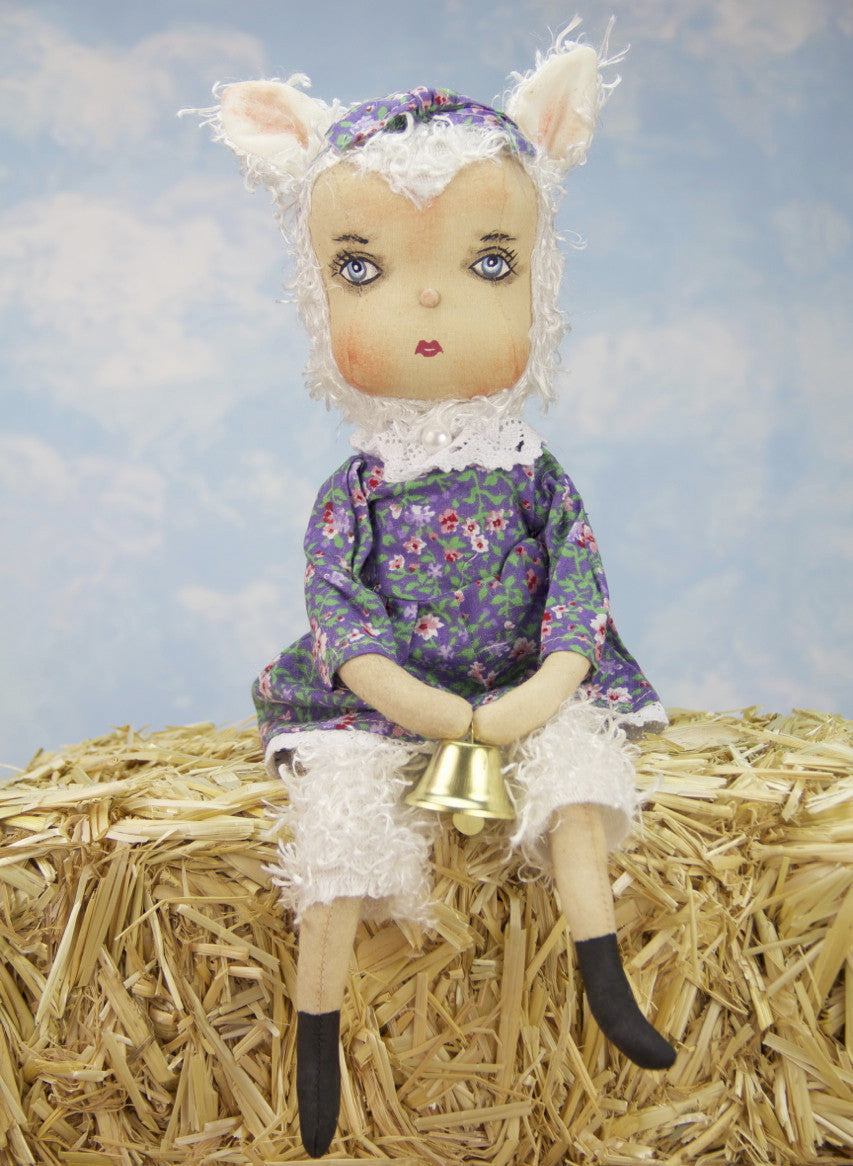 Joe Spencer Lilibeth Lamb Doll