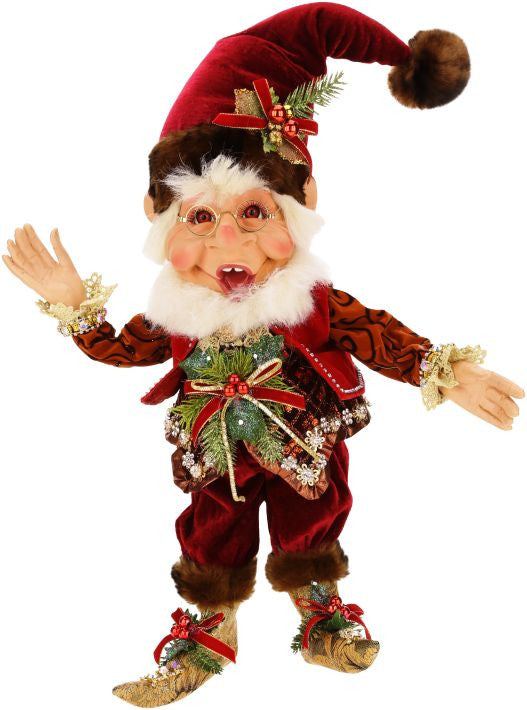 Mark Roberts Snow Pine Elf - Christmas Elves
