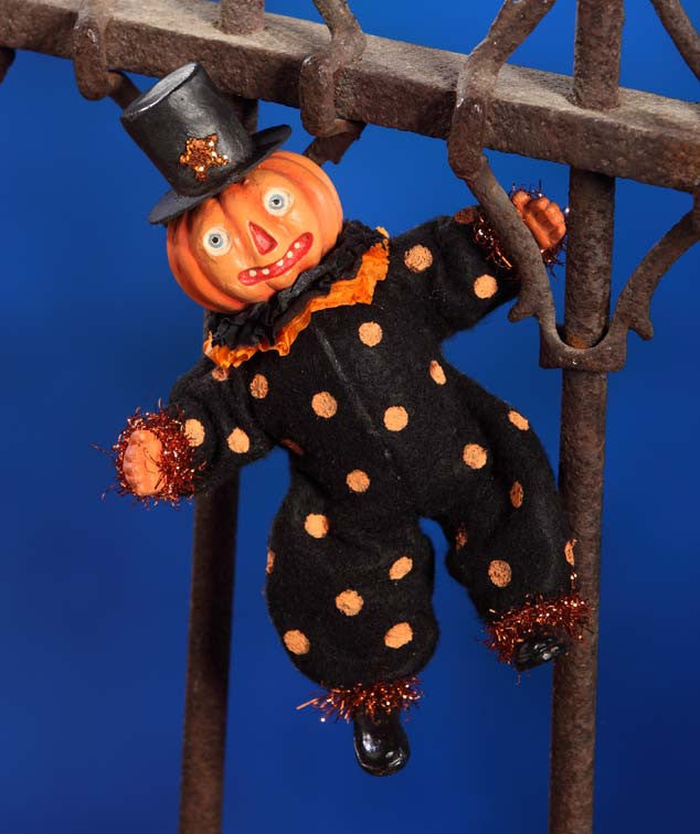 Mr. Pumpkin Clown