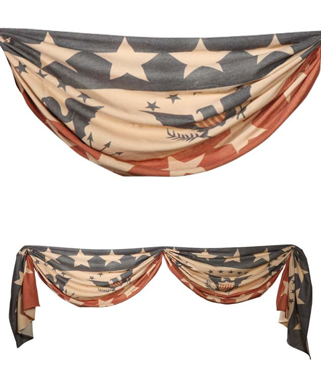 Eagle And Stars Bunting