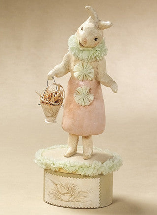 Miss Easter Rabbit Container